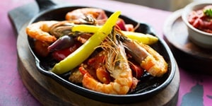 Spain Tapas Shrimps GambasPilpil Sept17 L 511391986