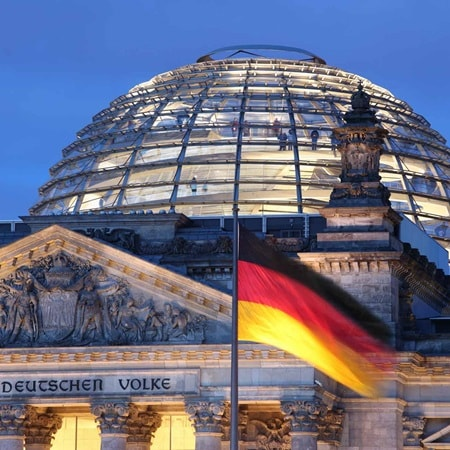 Germany Berlin Reichstag 155391072