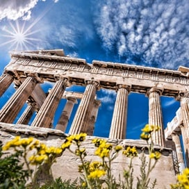 Greece Athens Acropolis ParthenonTemple 2016 R 469444672