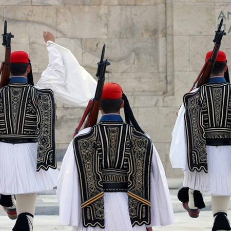 Greece Athens ChangingTheGuard 2016 R 139399474