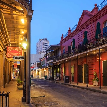 USA NewOrleans FrenchQuarter 2016 R 578293310