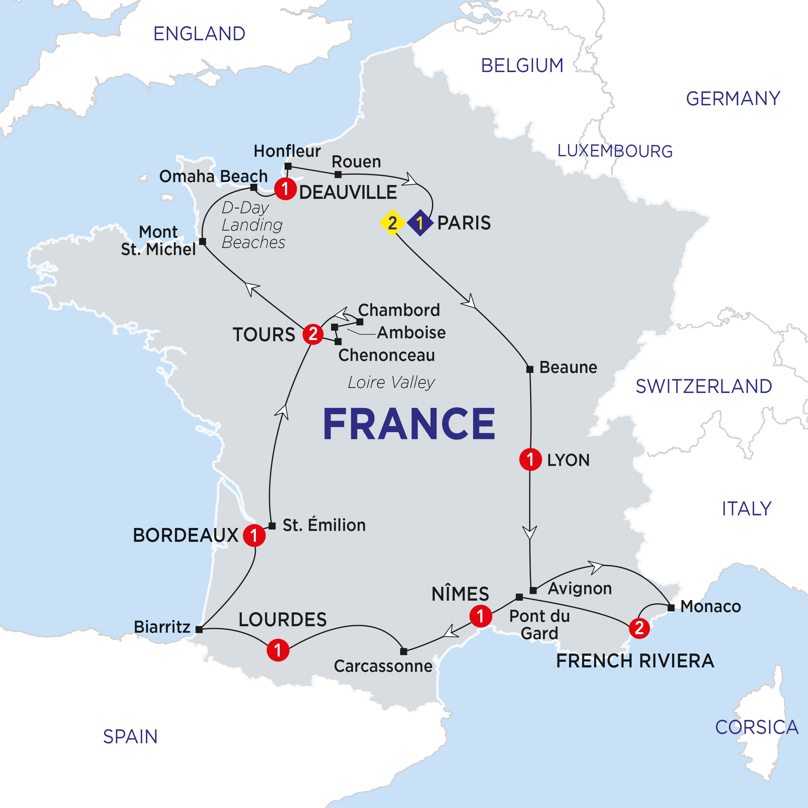 France CostSaver Home Europe Destination Guides Europe