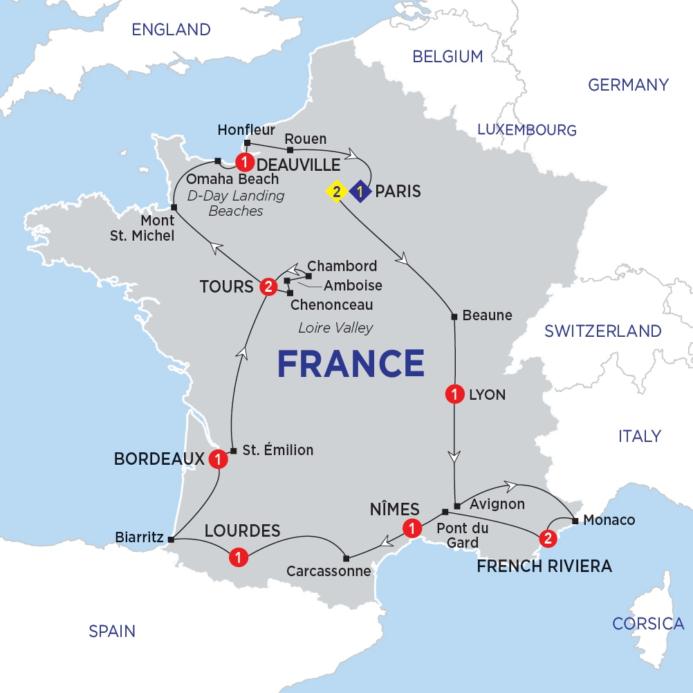 Amboise France Map.France Costsaver Home Europe Destination Guides Europe