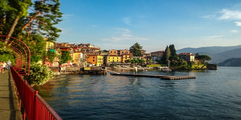 Highlights of the Italian Lakes