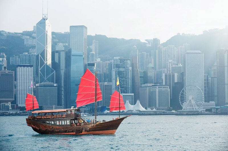 Hong Kong Highlights Sightseeing 533144790