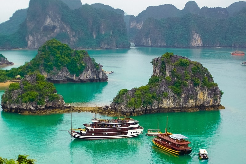 Vietnam and Cambodia Adventure Sightseeing 164148040